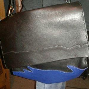Rare beautiful leather purse.